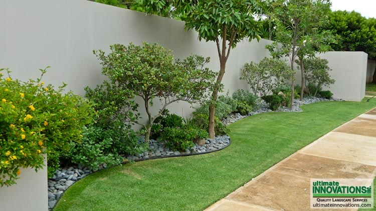 Residential Landscaping Ultimate Innovations Inc